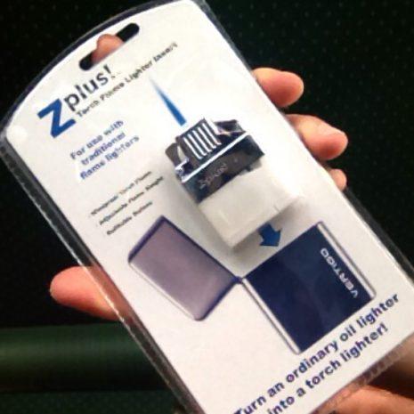 Zplus Insert Vertigo Lighter