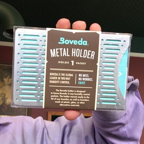 Boveda Metal Holder, 1 Packet