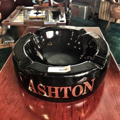 Ashton Large Black Ashtray
