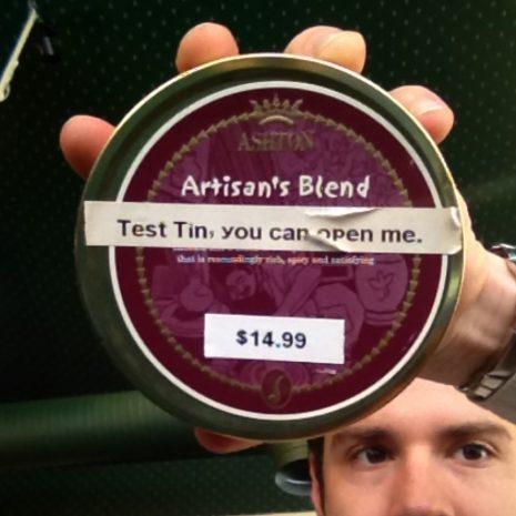 Ashton, Artisan's Blend
