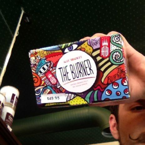 The Burner, A.B. Table Lighter