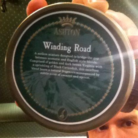 Ashton, Winding Road, 50g Tin