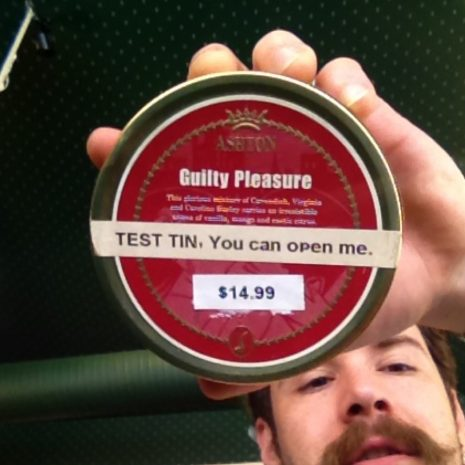 Ashton, Guilty Pleasure