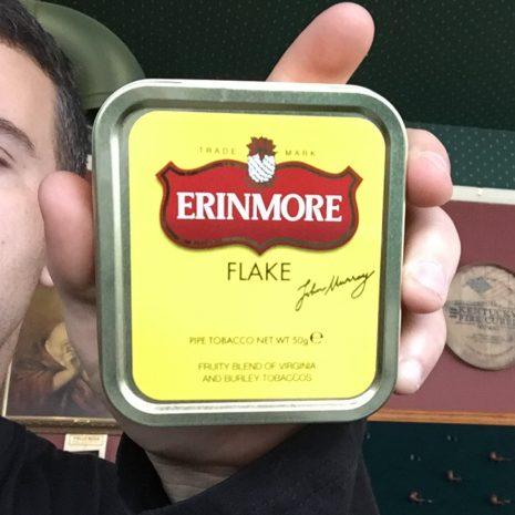 Erinmore Flake 1.75 Ounce Tin