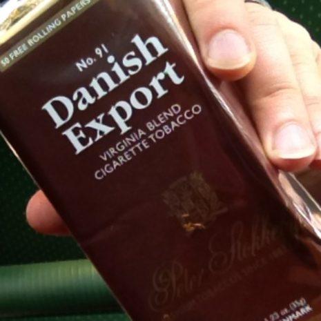 Pouch of Danish Export, Peter Stokkebye
